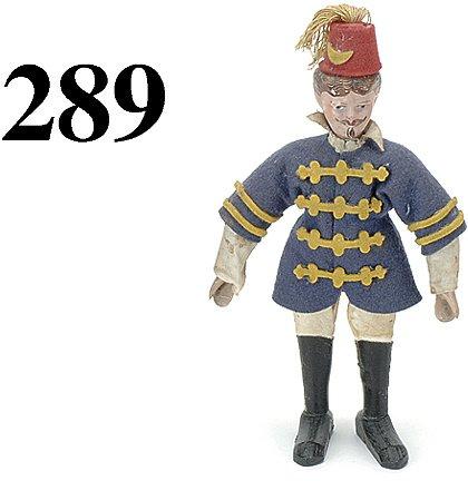 289: Schoenhut Lion Tamer