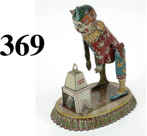 369: Distler Clown Strong Man