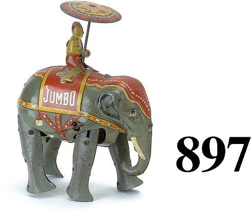 897: Jumbo The Elephant