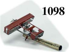 1098 Airplane Whistle Penny Toy