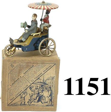 1151: Lehmann New Century Cycle with Box