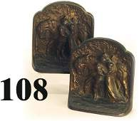 108: Hubley Book Ends -The Tryst