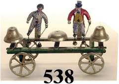 538: Watrous Little Nemo Bell Toy