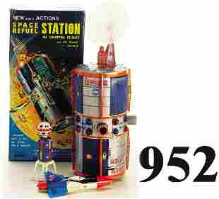 Waco Space Refuel Station with Box