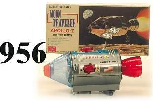 T.N. Moon Traveler Apollo-Z with box