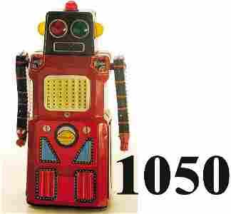 "1050: T.N. Giant Sonic Robot ""Train Robot"""