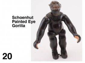Schoenhut Painted Eye Gorilla