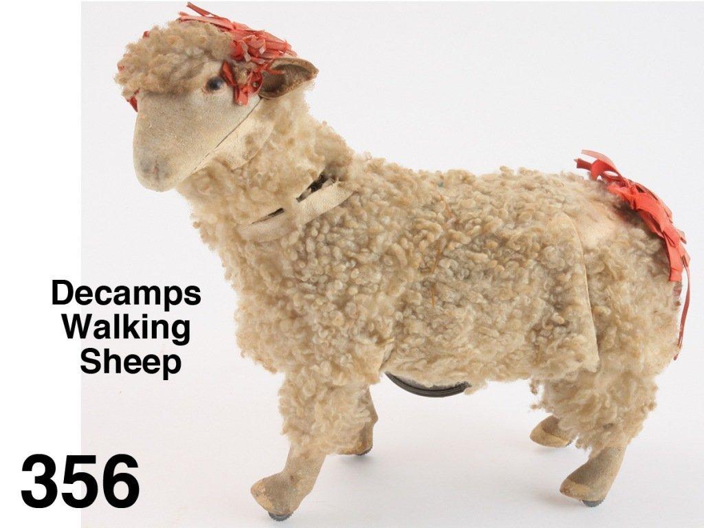 Decamps Walking Sheep