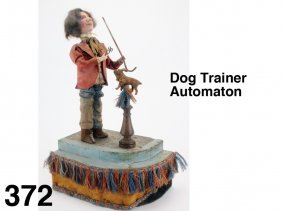 Dog Trainer Automaton