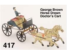 George Brown Horse Drawn Doctors Cart