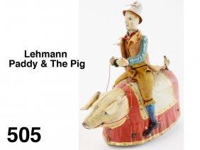 Lehmann Paddy & The Pig