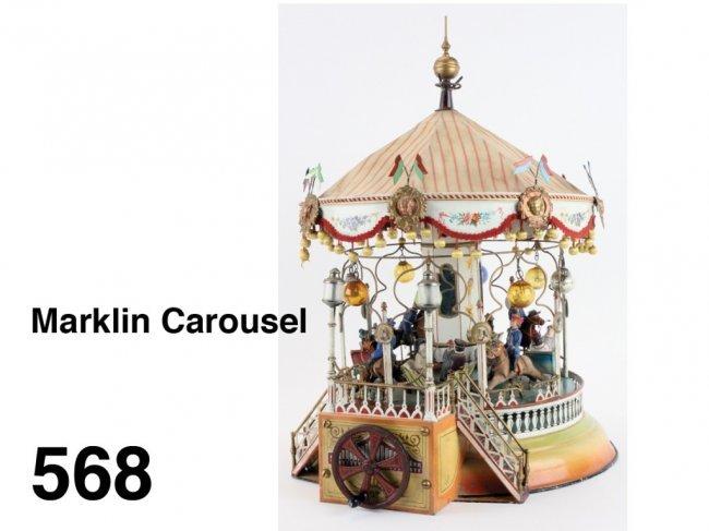 Marklin Carousel