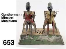 Gunthermann Minstrel Musicians