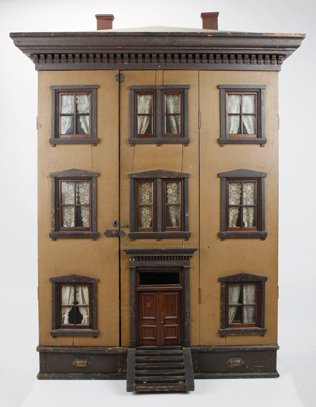 Somerville Mass. Dolls' House Mansion