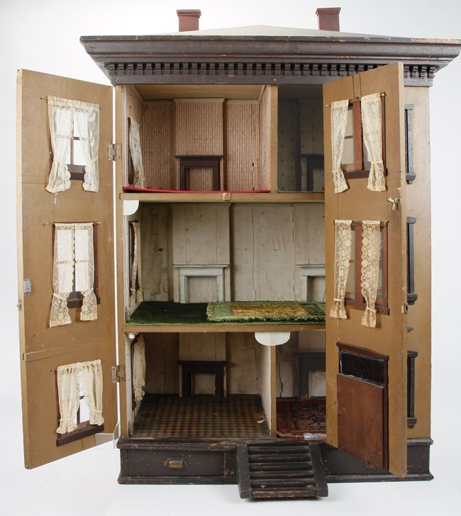 Somerville Mass. Dolls' House Mansion - 2