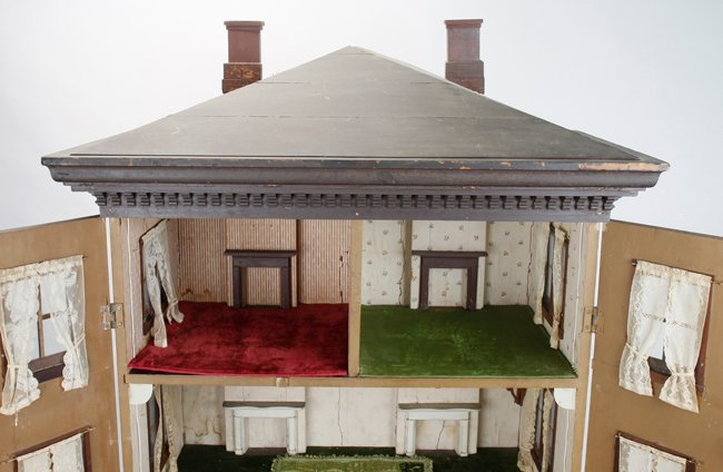 Somerville Mass. Dolls' House Mansion - 6