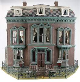 South Jersey Dolls' House Mansion