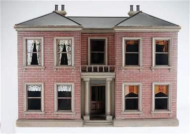 English Manor Dolls' House
