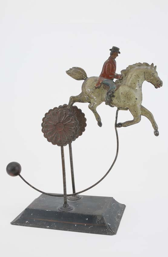 American Tin Balance Toy