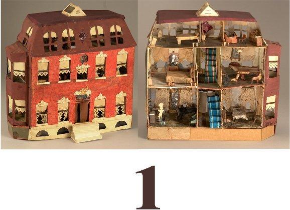 1: Gertrude Horsey Smith House