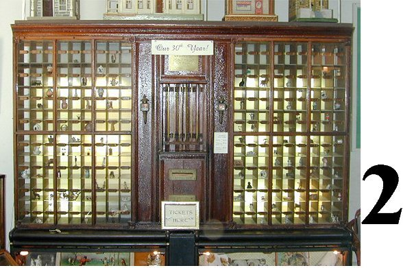 2: Post Office Window