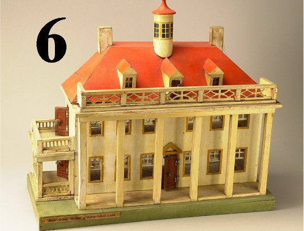 6: Moritz Gottschalk Mount Vernon House