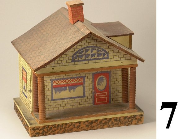 7: Converse Cottage with Porch