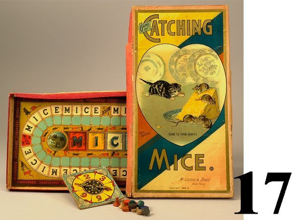 17: McLoughlin Game of Catching Mice