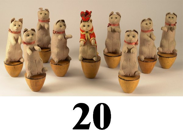 20: Stieff Cat Skittles