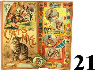 McLoughlin Game of Cats & Mice