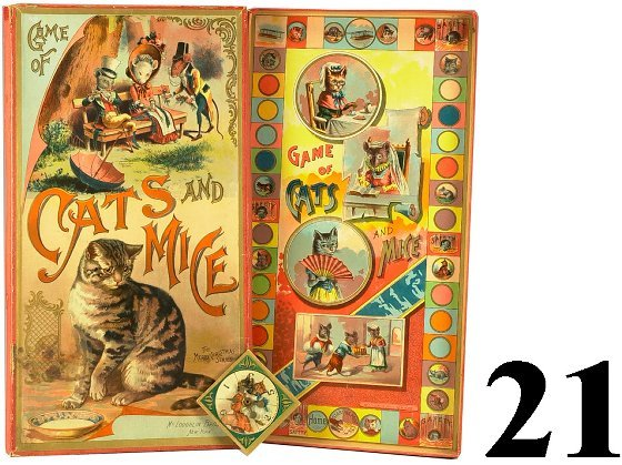 21: McLoughlin Game of Cats & Mice