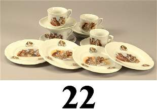 German China Tea Set
