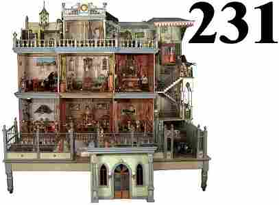 231: The Mexican Mansion
