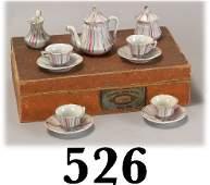 526: Child Size German Tea Set