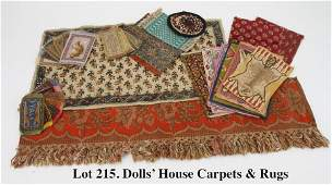 Dolls' House Carpets & Rugs