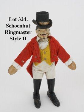 Schoenhut Ringmaster Style II