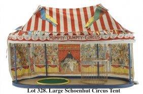 Large Schoenhut Circus Tent