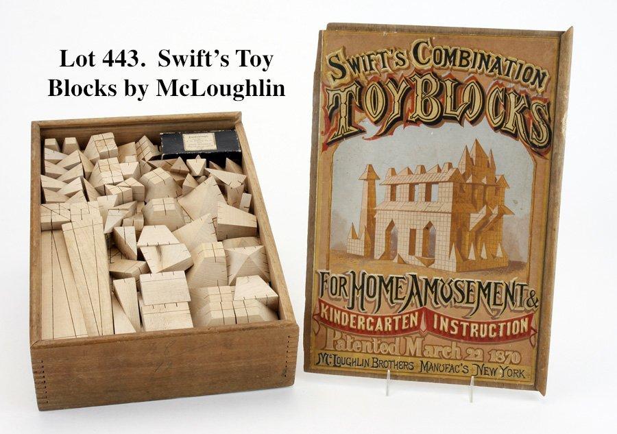 Swift's Toy Blocks by McLoughlin
