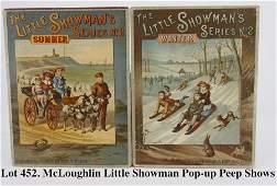 McLoughlin Little Showman Popup Peep Shows  2