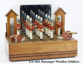 Baranger Wooden Soldiers