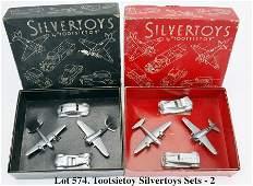 Tootsietoy Silvertoys Sets - 2