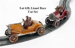 Lionel Race Car Set