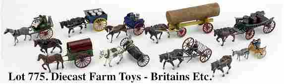 Diecast Farm Toys  Britains Etc
