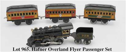 Hafner Overland Flyer Passenger Set