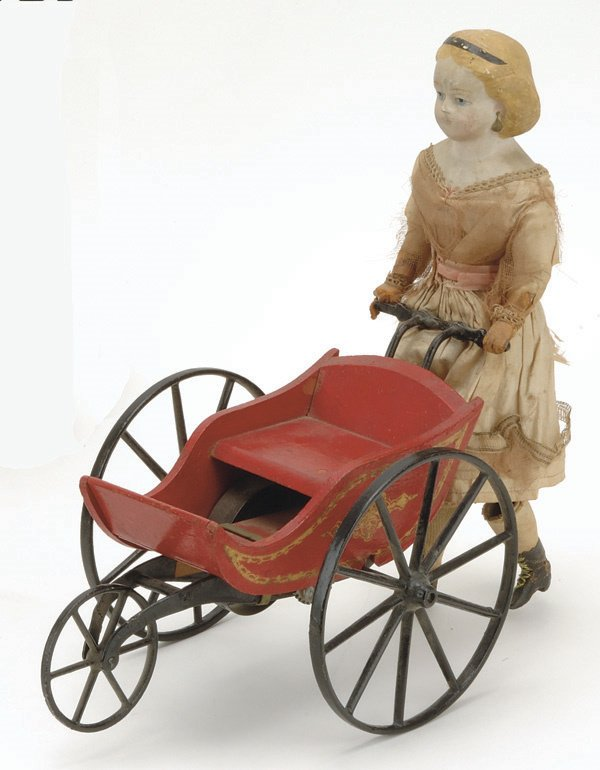 309: Goodwin's Patented Automatic Walking Doll