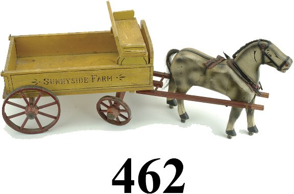 462: Sunnyside Farm Horse Drawn Wagon