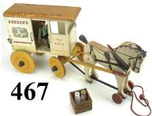 467: Rich Borden Milk Wagon