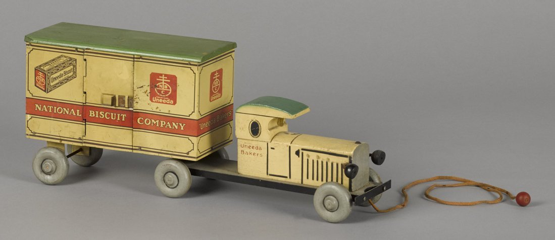 Rich Toy Company National Biscuit Company pai