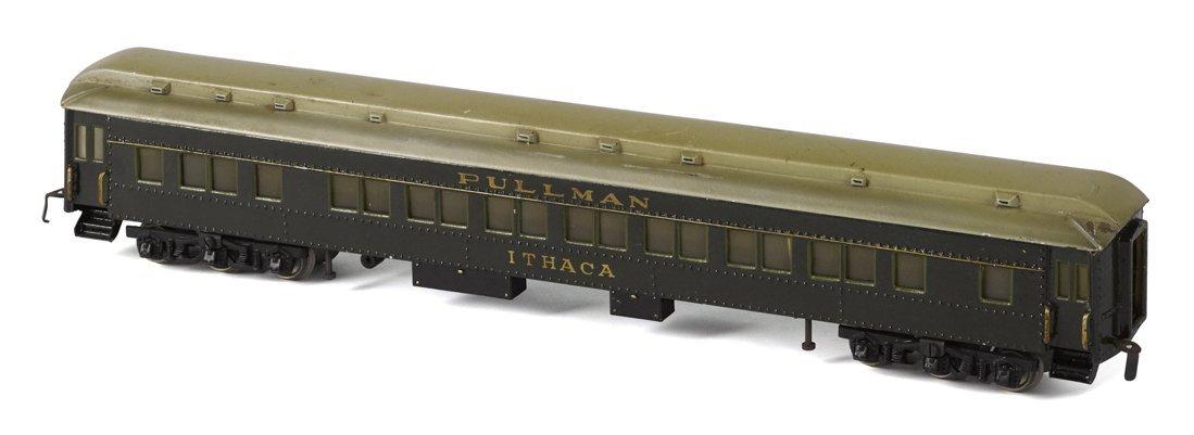 Marklin O Gauge no. 2924 Ithaca Pullman train ca