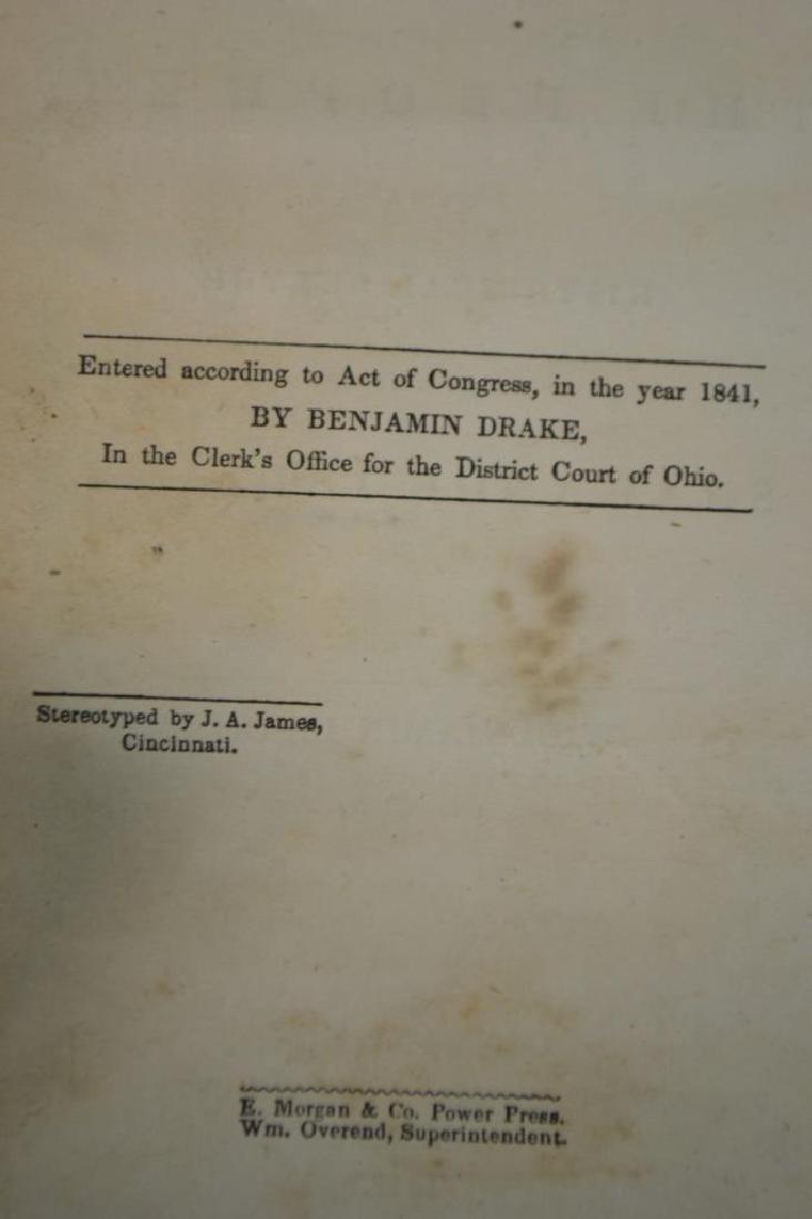 19th C Life of Tecumseh (1841) - 4